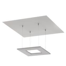 Escale Escale Zen LED stropní svítidlo 60 cm, hliník
