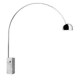 FLOS FLOS Arco - kvalitní designová oblouková lampa