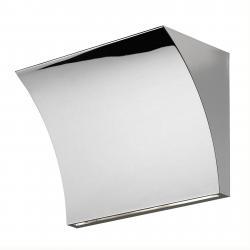 FLOS Nástěnná lampa FLOS Pochette LED chrom