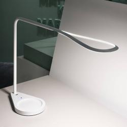 Fontana Arte Fontana Arte Kinx LED stolní lampa, bílá