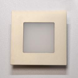 HERA LED podhledové svítidlo Dynamic FR 68-LED čtverec