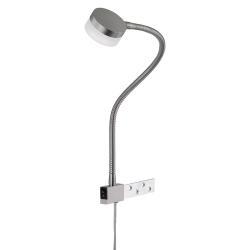 FISCHER & HONSEL Nastavitelná LED lampa se svorkou Lug