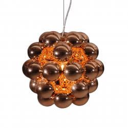 Innermost Innermost Beads Penta - závěsné světlo měď
