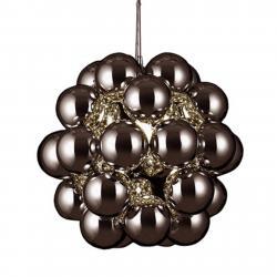 Innermost Innermost Beads Penta - závěsné světlo bronz