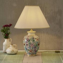 AUSTROLUX BY KOLARZ KOLARZ Giardino Panse – stolní lampa květiny 40 cm