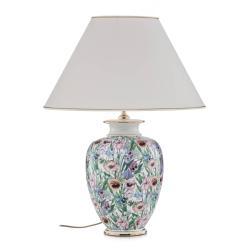 AUSTROLUX BY KOLARZ KOLARZ Giardino Panse – stolní lampa květiny 50 cm