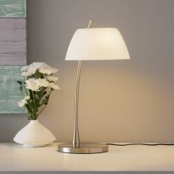 AUSTROLUX BY KOLARZ KOLARZ Malmö – stolní lampa, nikl