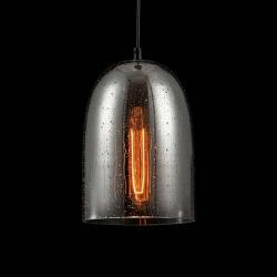 Maytoni Skleněné závěsné světlo Bergen Ø 17,5cm