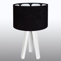 Maco Design Třínohá Retro stolní lampa Aurelia