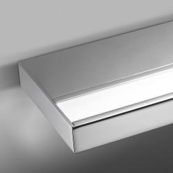 Pujol LED nástěnné světlo koupelny Prim IP20 90 cm chrom