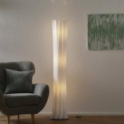 Slamp Slamp Bach stojací lampa, výška 161 cm, bílá