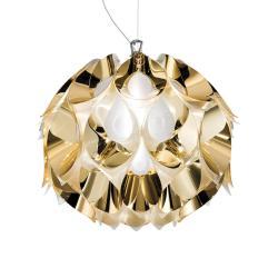 Slamp Slamp Flora - závěsné světlo, zlaté, 36 cm