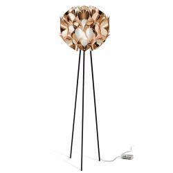 Slamp Slamp Flora - designová stojací lampa, měděná