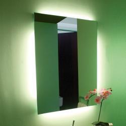 Top Light Nepřímo osvětlené zrcadlo INLIGHT