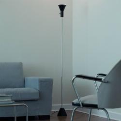 TECNOLUMEN TECNOLUMEN Gru - stojací lampa LED, černá