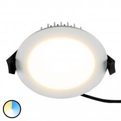 Heitronic LED podhledové svítidlo Lino 3000K-5700K 13W bílé