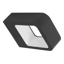 Heitronic Moderní LED nástěnné světlo Juna venkovní