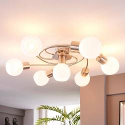 Lindby Stropní osvětlení LED Ciala, 7bodové