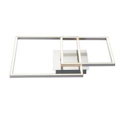 Lindby Lindby Katianna LED stropní světlo ze 2 rámů