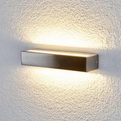 Lindby LED nástěnná lampa Jagoda pro venkovní prostor