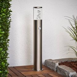 Lindby Svítidlo se soklem Belen se snímačem a s LED
