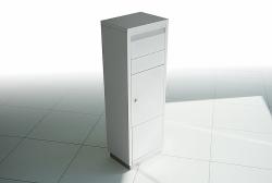 Radius design cologne Schránka na dopisy RADIUS DESIGN (LETTERMANN standing ovation white 601E) bílá