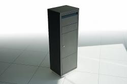 Radius design cologne Schránka na dopisy RADIUS DESIGN (LETTERMANN standing ovation black 601F) černé