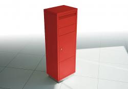 Radius design cologne Schránka na dopisy RADIUS DESIGN (LETTERMANN standing ovation red 601R) červená
