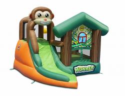 Belatrix Skákací hrad - Opičí džungle