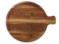 Villeroy & Boch Artesano Original dřevěný podnos / víko na salátovou mísu, Ø 24 cm