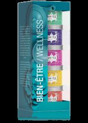 Kusmi Tea Wellness Teas Assortment dárková sada 5 x 25 / 20 g