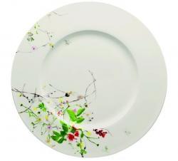 Rosenthal Brillance Fleurs Sauvages Servírovací talíř, 33 cm
