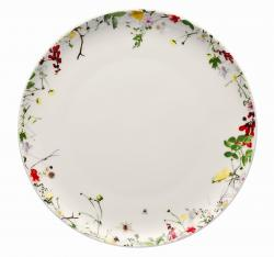 Rosenthal Brillance Fleurs Sauvages dezertní talíř, 21 cm