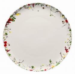 Rosenthal Brillance Fleurs Sauvages jídelní talíř, 27 cm