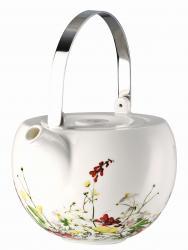 Rosenthal Brillance Fleurs Sauvages Čajová konvice s víkem, 1,35 l