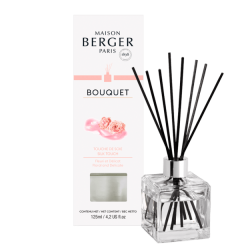 Maison Berger Paris aroma difuzér Cube, Hedvábný dotyk 125 ml