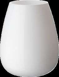Villeroy & Boch Drop skleněná váza arctic breeze, 18,5 cm