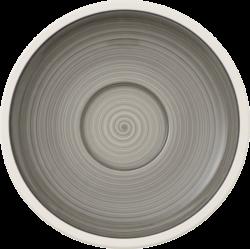 Villeroy & Boch Manufacture gris Kávový podšálek, 16 cm