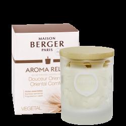 Maison Berger Paris svíčka Aroma Relax – Sladký orient, 180 g