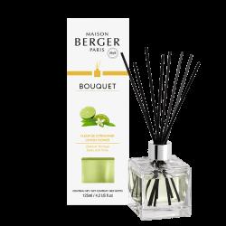 Maison Berger Paris aroma difuzér Cube, Citrónový květ 125 ml