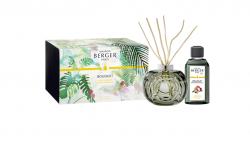 Maison Berger Paris dárková sada: aroma difuzér Immersion + Rajské liči, 200 ml