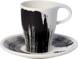 Villeroy & Boch Coffee Passion Awake šálek na kávu s podšálkem, 0,22 l