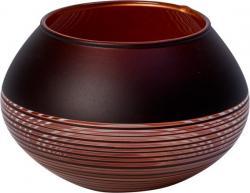 Villeroy & Boch Manufacture Swirl svícen na čajovou svíčku