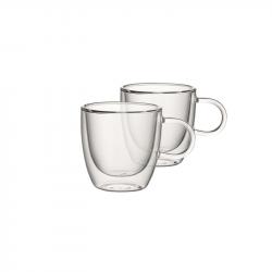Villeroy & Boch Artesano Hot&Cold Beverages skleněný hrnek na espresso 0,11 l, sada 2 ks