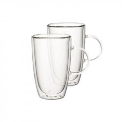 Villeroy & Boch Artesano Hot&Cold Beverages skleněný hrnek 0,45 l, sada 2 ks