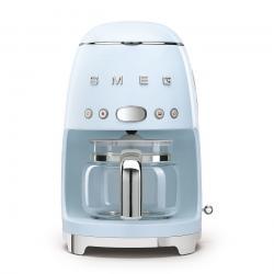 Překapávač na kávu Smeg 50´s Retro Style, pastelově modrý