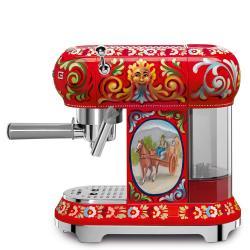 Kávovar Smeg Dolce & Gabbana, ECF01DGEU