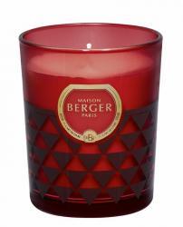 Maison Berger Paris Clarity svíčka Ambrový prach, 180 g