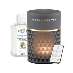 Maison Berger Paris sada elektrický difuzér Clarity + náplň Čerstvé dřevo 475 ml