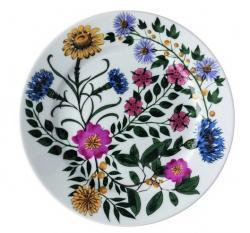 Talíř Rosenthal Magic Garden Blossom, Ø 21 cm